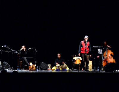 BIAGIO GUERRERA & POCKET POETRY ORCHESTRA