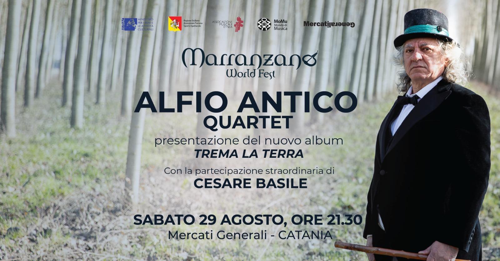 ALFIO ANTICO QUARTET