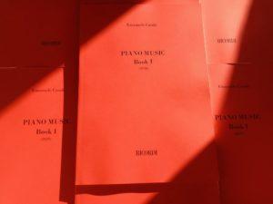 Piano Music book 1 - Emanuele Casale