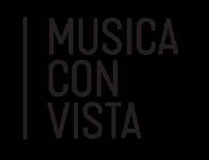Musica con vista logo